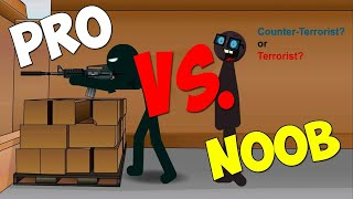 Counter Strike 1.6 - Pro Vs. Noob