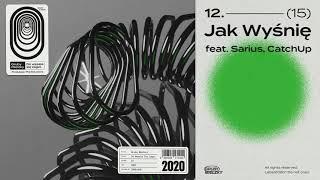 Kadr z teledysku Jak Wyśnię tekst piosenki Gruby Mielzky feat. Sarius, CatchUp