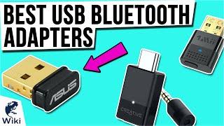 6 Best USB Bluetooth Adapters 2021