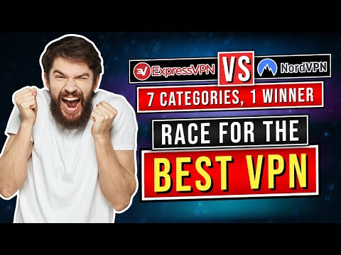 ExpressVPN vs NordVPN: Worst VPN for 2021???