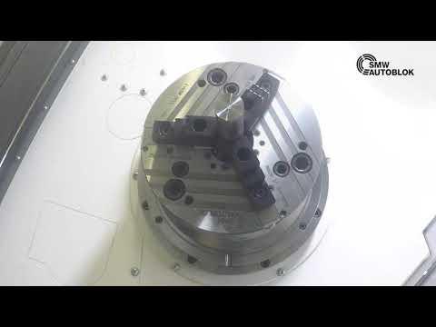 KNCS-2G(密閉クイックジョーチェンジチャック)