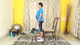How to sit and stand during pregnancy