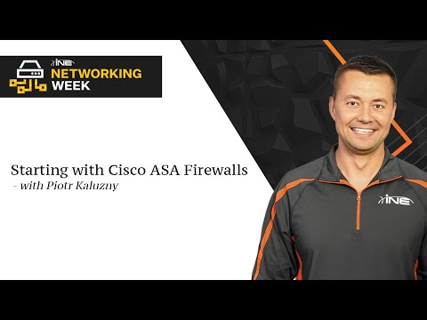 Networking Week: Starting with Cisco ASA Firewalls Recorded ...