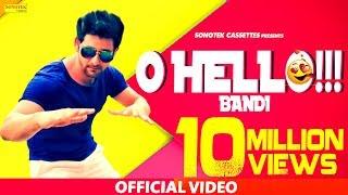 Vijay Varma - Bandi (OFFICIAL) | Arshi Khan | New Haryanvi Songs Haryanavi 2019 | Sonotek