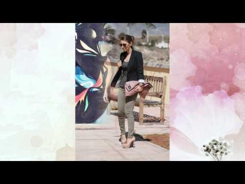 С чем носить бежевые туфли / What to wear beige shoes