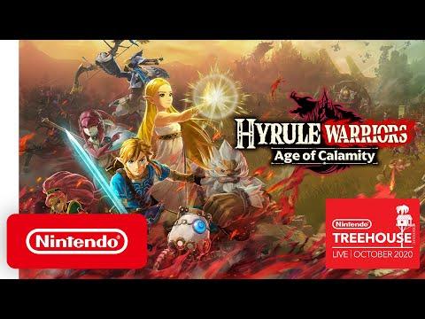 Vidéo avec gameplay de Hyrule Warriors : L'Ère du Fléau de Hyrule Warriors : L'Ère du Fléau
