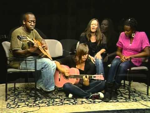 Jazz Des Tropiques & Bachar-Chayah @ Greensboro, NC TV Station