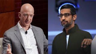 Amazon, Google lock horns in battle for Indian consumer space | ETMagazine | Kholo.pk