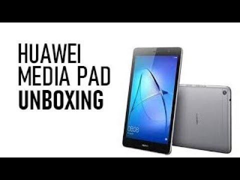 Huawei MediaPad T3 7.0 | Unboxing and Review