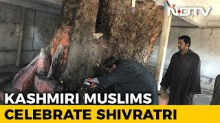 Kashmiri Muslims In Bandipore Celebrate Shivratri, Want Pandits To Return
