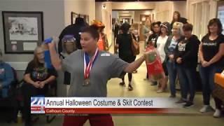 Calhoun County AdministrationAnnual Halloween Costume and Skit Contest