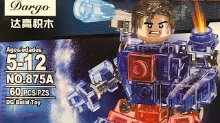 Top 10 Knockoff LEGOs from China | China Uncensored