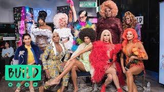 """The Queens Of """"RuPaul"""