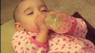 How to Get a Baby To Fall Asleep (Older than 3 Months)