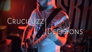 Crucifuzz — Decisions (Live @ CSBR Studio)