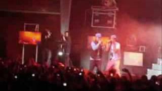 """JOWELL EL MAS SUELTO - HASTE LA LOCA LIVE @ CHILE, SETIEMBRE 2009 """"EL MOMENTO"""""""