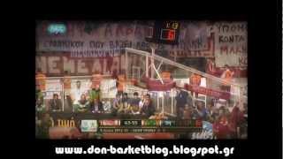 Vassilis Spanoulis - No Limits, No Fears - Season 2011/12 Video Tribute