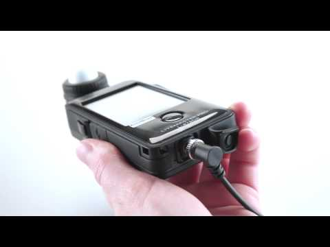 Sekonic L-478DR Litemaster Pro (esposimetro)