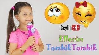 Ceylin-H | Ellerim Tombik (Etkileşimli) - Nursery Rhymes & Super Simple Kids Songs Sing & Dance