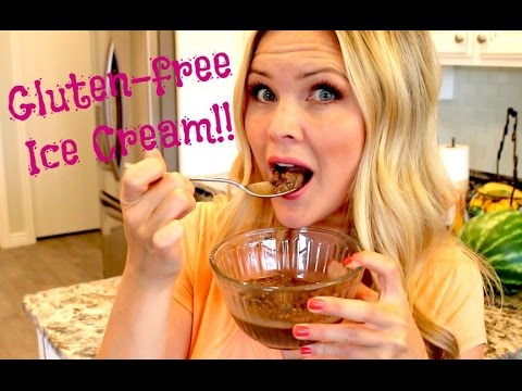 Video How To Make Gluten-Free, Dairy-Free, Soy-Free Ice Cream!!