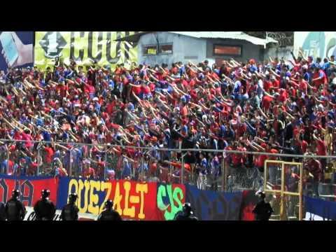 """Elefante Sin Awante + Recibimiento"" Barra: Turba Roja • Club: Deportivo FAS"