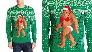 25 Ugliest Christmas Sweaters
