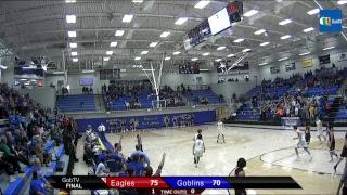 Varsity Basketball vs Huntsville