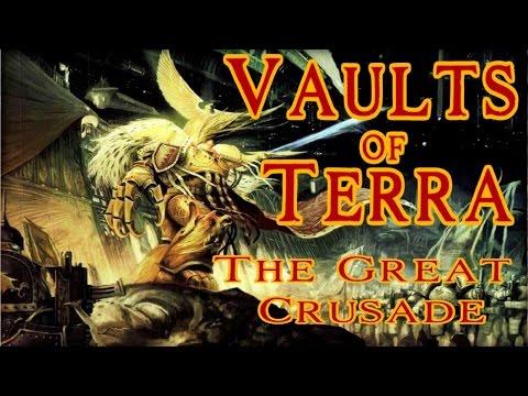 warhammer 40k vaults of terra
