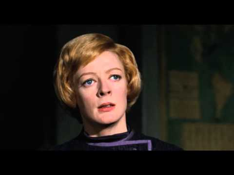Final Confrontation between Sandy and Miss Jean Brodie