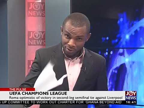 UEFA Champions League - The Pulse Sports on JoyNews (2-5-18)