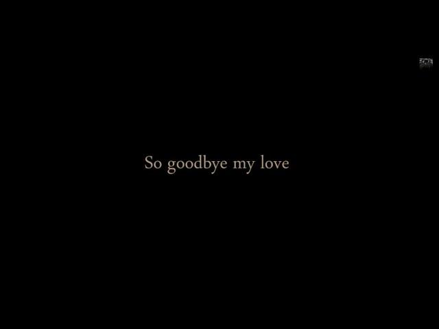 No Bandits So Goodbye My Love
