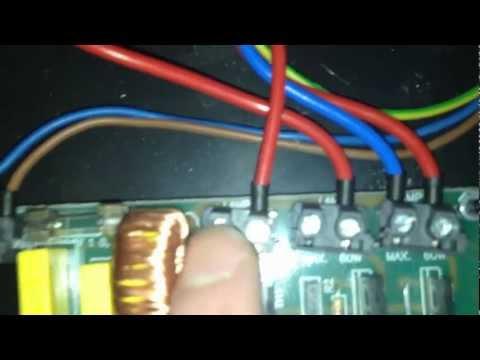 Lichtorgel Bausatz 230V von Conrad ᴴᴰ