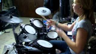 Dynamite - Taio Cruz (drum cover)
