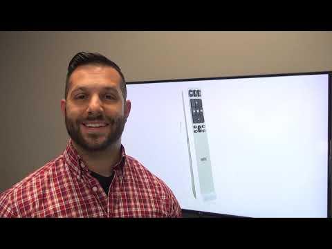 ANDERIC RRXRS321 for Vizio Sound Bar System Remote Control