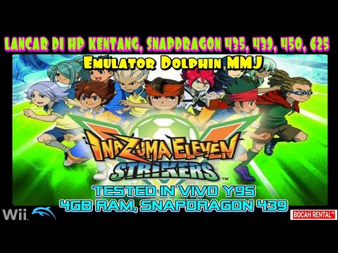Download Inazuma Eleven On Android Video 3GP Mp4 FLV HD Mp3 Download