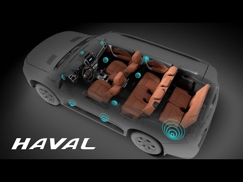 HAVAL H9 -The all-terrain family SUV
