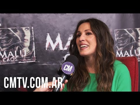 Malú video Entrevista Argentina - Junio 2017