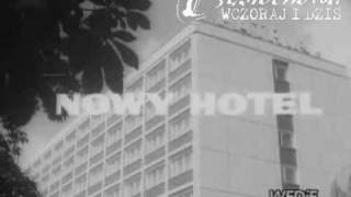 preview picture of video 'PKF 28b/73 [ Nowy Hotel - Hotel Patria, rok 1973 ] Częstochowa'