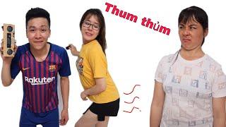 Hùng Vlog _ Minh Rô vận khí công xả Rắm liên hoàn cước || xem 1000 lần vẫn cười