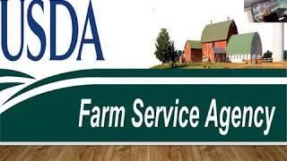 Farm Service Agency- Farm Loan Program