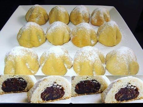 Maamoul Date Filled Arabian Cookies {Vileja Vya Tende } Collaboration