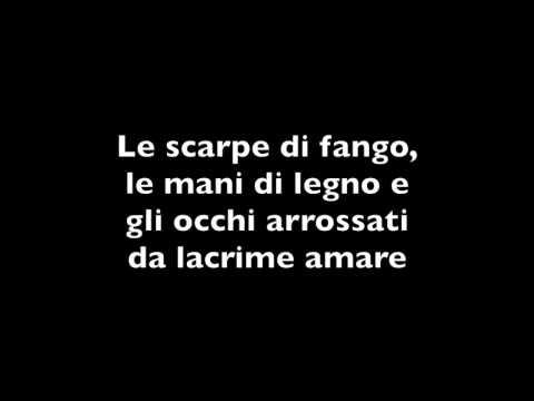 , title : 'Fabrizio Moro - L'Italia è di tutti (Testo)'