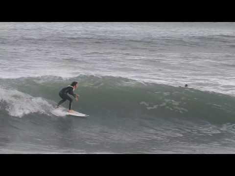Fun waves at Middleton Point