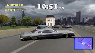Driver 2 - Review Code 2 0 v5 6 - Gameplay / Differences
