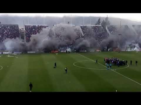 """""""Final Torneo Regional - Impresionante recibimiento a Central Norte de Salta"""" Barra: Agrupaciones Unidas • Club: Central Norte de Salta"""