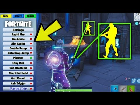 can you get aimbot on xbox one fortnite