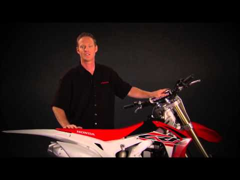 2015 Honda CRF®450R in Chattanooga, Tennessee
