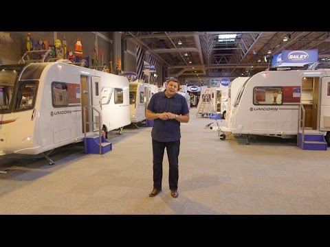The Practical Caravan Bailey Unicorn Pamplona review