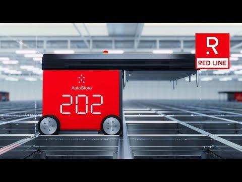 AutoStore RedLine