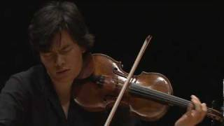 Stefan Jackiw plays Beethoven Romance in F